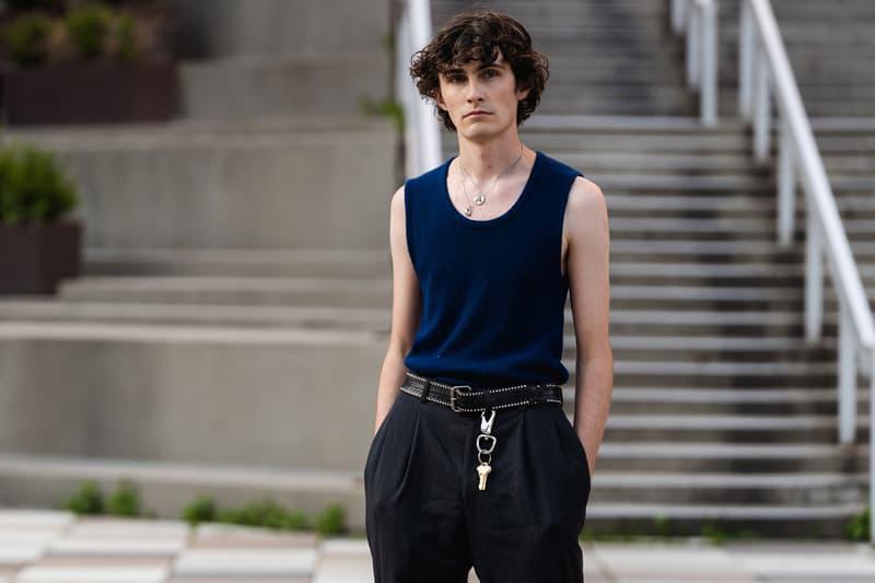 Streetstyle:New York Fashion Week Men's Spring/Summer 2020 ニューヨーク ファッション ウィーク メンズ 2020年 春夏 シーズン