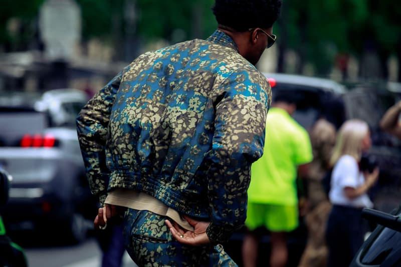 """パリ ファッションウィーク 2020 春夏 Paris Fashion Week SS20 Streetstyle streety style streetsnaps Takashi Murakami 村上隆 spring summer 2020 Cherry Fukuoka Creative Director Takeshi """"Cherry"""" Ishida off white virgil abloh オフホワイト ヴァージル"""