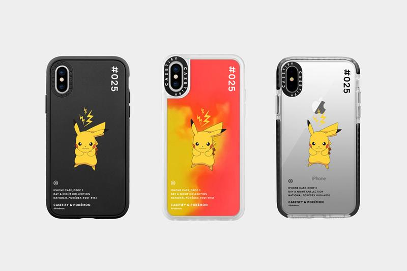 ケースティファイ ポケモン The Pokémon Company x CASETiFY Collection Drop 2 release info price date phone smartphone cases