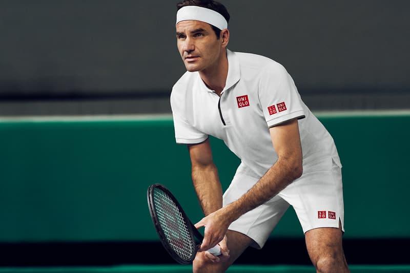 ユニクロ フェデラー 錦織 ウィンブルドン テニス テニスウェア UNIQLO ロジャー・フェデラー 錦織圭