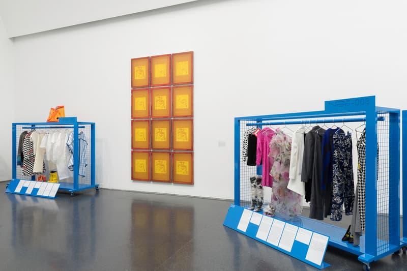 ヴァージル・アブロー virgil abloh シカゴ MCA 美術館個展 FIGURES OF SPEECH 回顧展 展示 風景