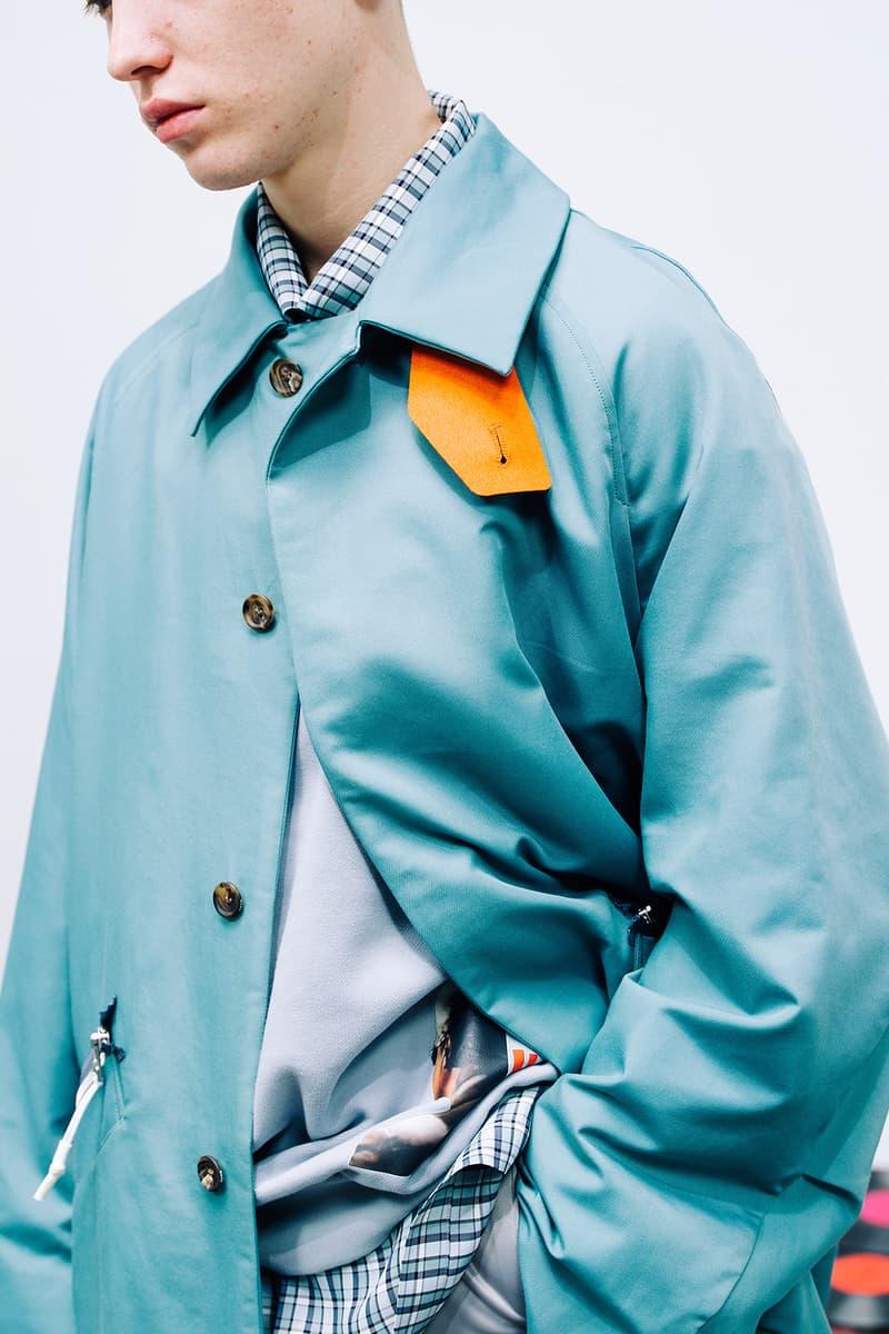 ネーム Name. コート アウター シャツ キャップ パンツ ルックブック 2020年春メンズコレクション オンライン
