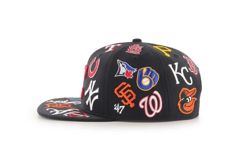 '47 フォーティーセブン メジャーリーグ 今年 MLB オールスター ゲーム 開催 スペシャル キャップ