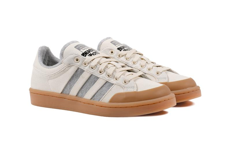 Beastie Boys adidas Skateboarding americana Sneaker release Drop Paul's Boutique Americana Eric Haze Beyond the Streets Gray White Rubber ll cool j mike d ad rock