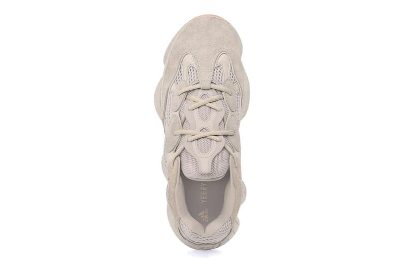 イージー YEEZY 500 Stone ストーン アディダス カニエ・ウェスト adidas by kanye west オンライン スニーカー 発売時期 リリース 価格