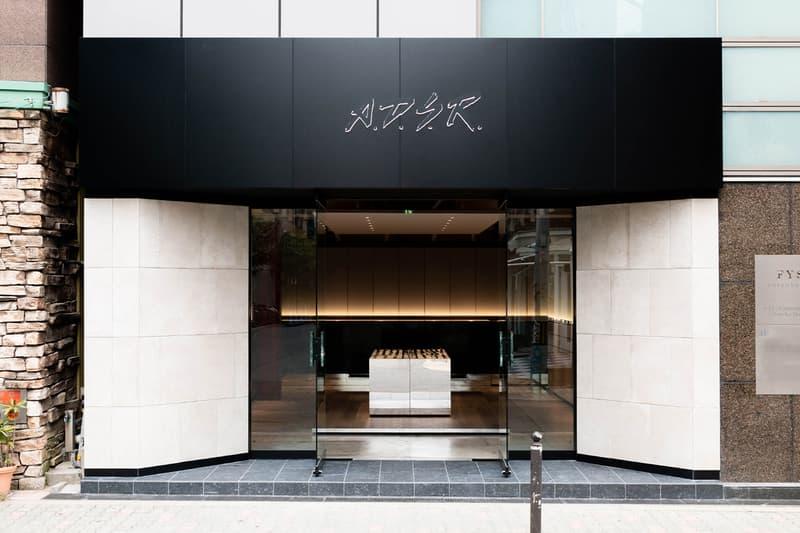 人気 アイウェアブランド A.D.S.R. 初旗艦店 店舗 フラッグシップ 大阪 osaka オープン ADSR