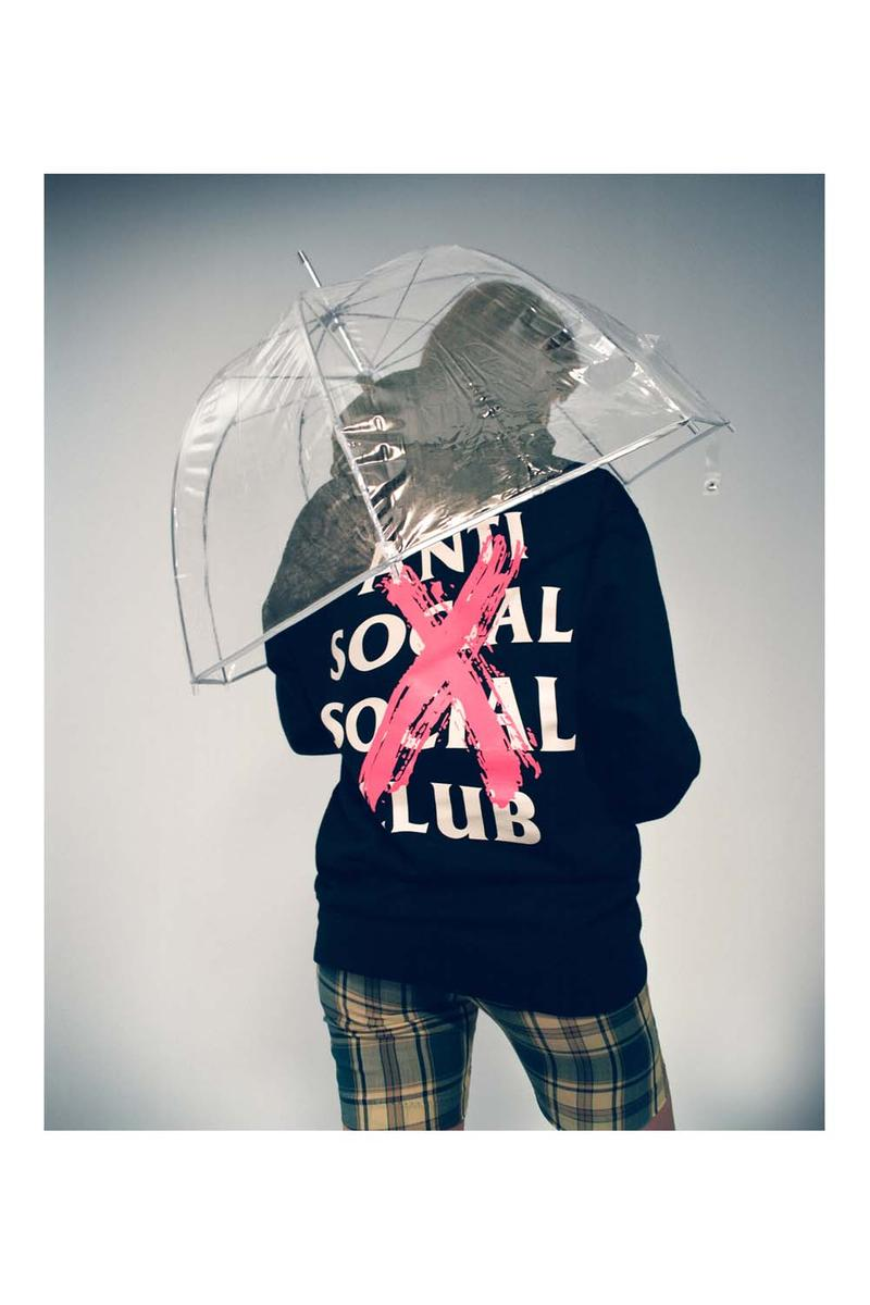 アンチ ソーシャル ソーシャル クラブ Anti Social Social Club FW19 Still Stressed Looks