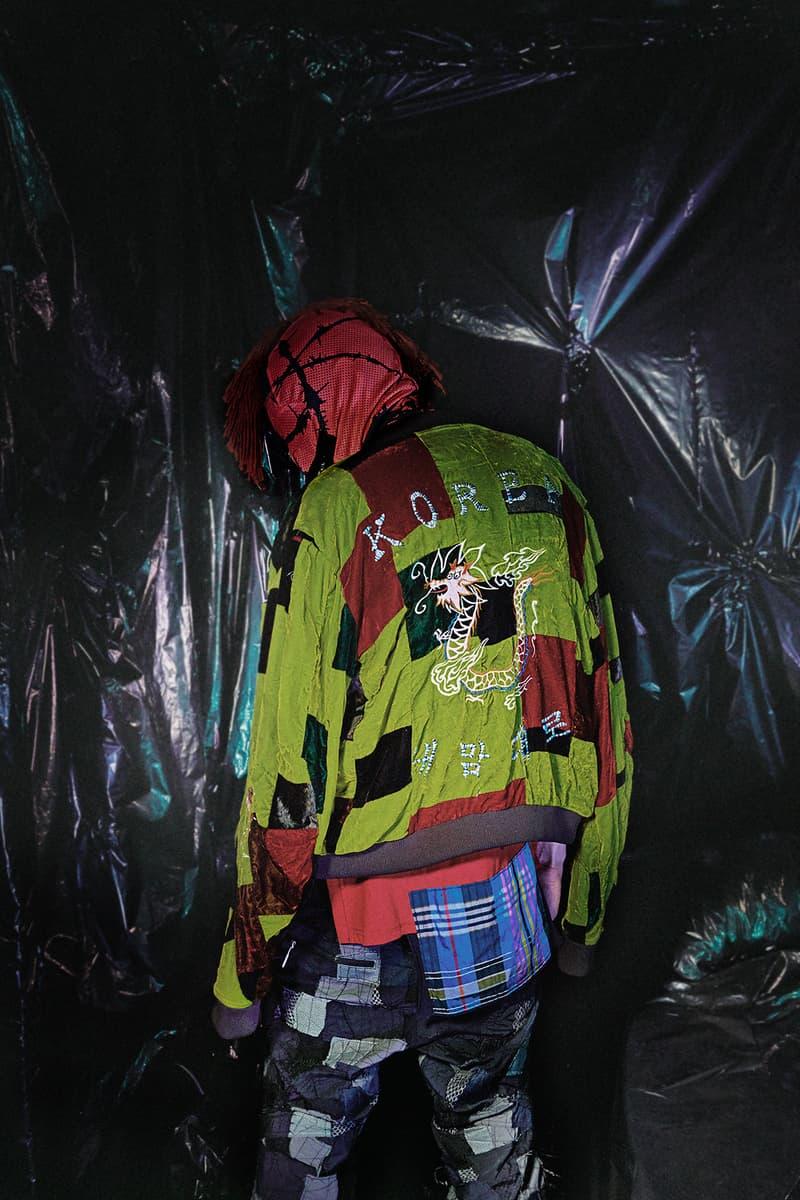 "99%IS- ナインティナイン パーセント イズ ""END N AND"" SS20 Collection Lookbook バジョウ Bajowoo korean fashion brand punk gopchang pants 春夏 コレクション spring/summer 2020 grunge"