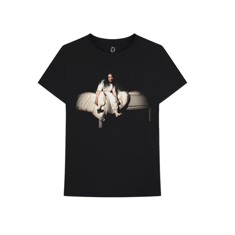 ビリー・アイリッシュ グッズ オンライン 販売 ユニバーサル GR8 Tシャツ キャップ メルカリ ヤフオク Billie Eilish iTunes Spotigy