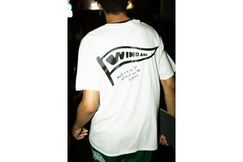 ビリオネア・ボーイズ・クラブxウィンダンシーによるコラボレーションアイテムが登場 Billionaire boys club teams up with Wind and sea takashi umagai pharrell williams 2019 summer tshirts capsule
