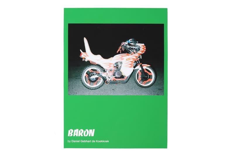 ボンジュールレコード バロンマガジン UK bonjour records  アート Baron Magazine アパレル類 発売