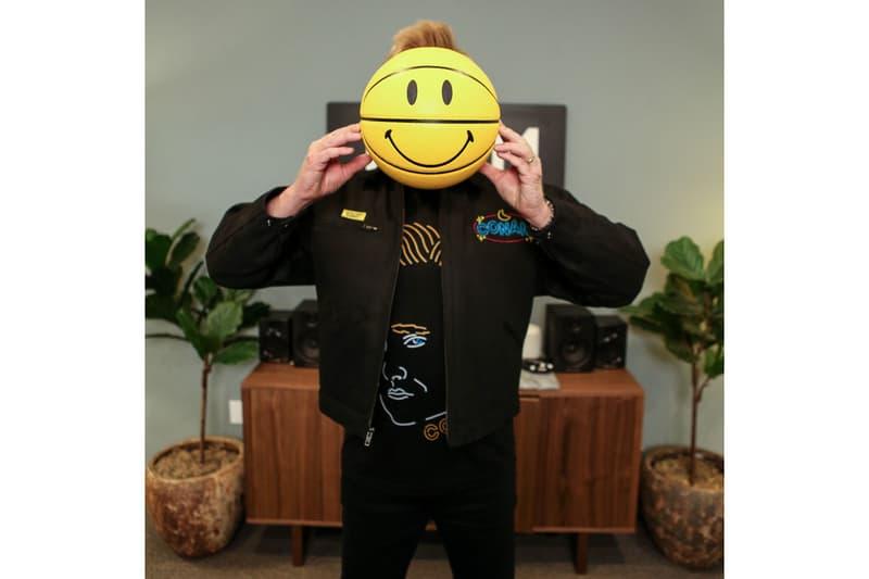 Chinatown Market チャイナタウンマーケットConan O'Brien コナン・オブライエンJackets Tees Body Pillows Black White Yellow Smiley コレクション