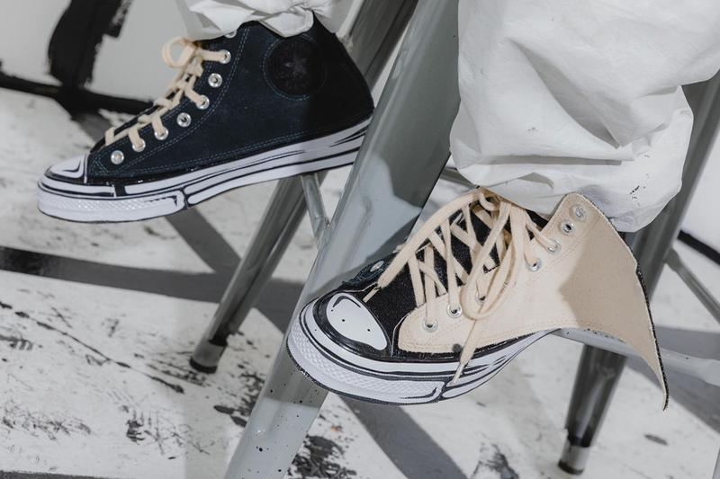 Converse Chuck taylor all star high 70 colorway release date info x Josh Vides, Chinatown Market untitled unt1tl3d july 20 21 complexcon 26 august 16 2019 buy