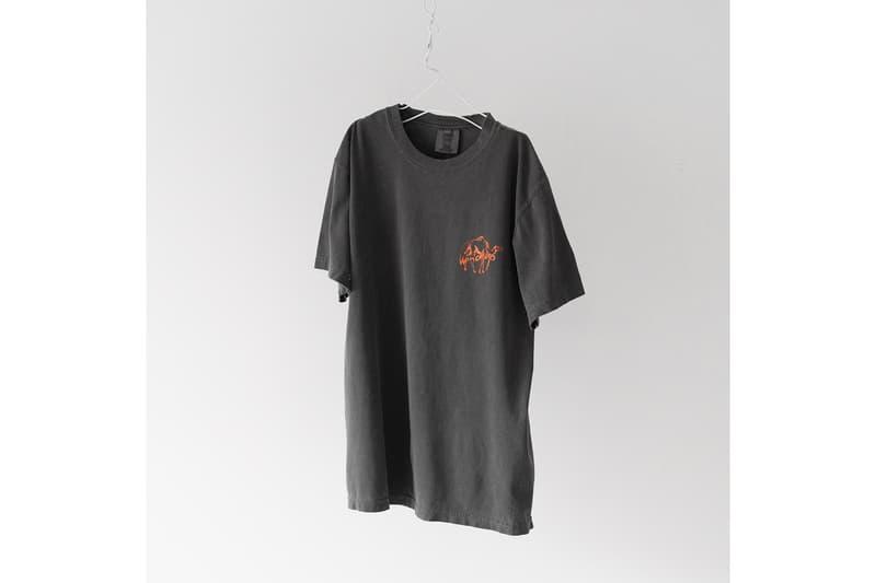 東京発の新鋭ブランド Dawning が東京と熊本の Need Supply Co. にてポップアップを開催