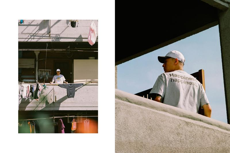 doe shanghai patta 5th anniversary capsule collection collaboration release double happiness tee tshirt t shirt hoodie cap hat