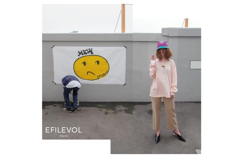 エフィレボル efilevol 2020年 プレ スプリング コレクション