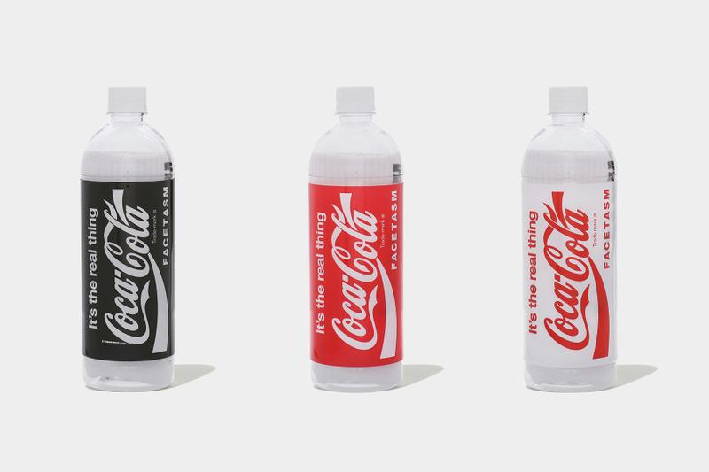 ファセッタズム フラグメント コンビニ 藤原ヒロシ FACETASM / FRAGMENT / THE CONVENI Coca-Cola(コカ・コーラ)