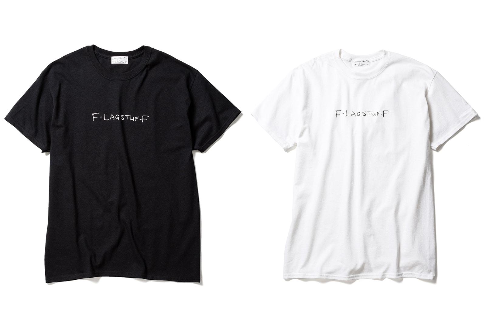 F-LAGSTUF-F フラグスタフ larry clark ラリー・クラーク コラボ アイテム