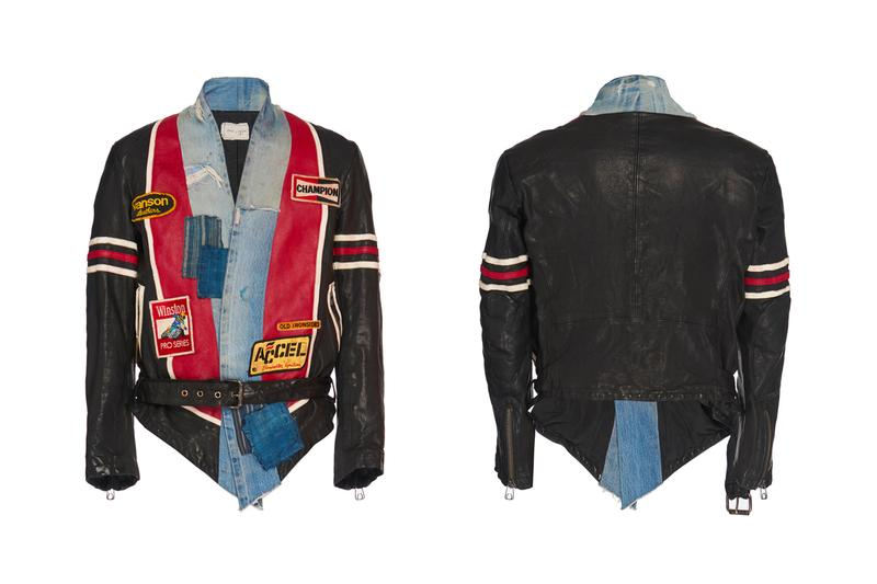 グレッグ ローレン Greg Lauren 春夏コレクション Spring Summer 2020 着物 ジャケット 新作 Kimono Jackets Racing Motocycle Motocross leather jacket retro vintage distressed denim ss20 deconstructed traditional japanese
