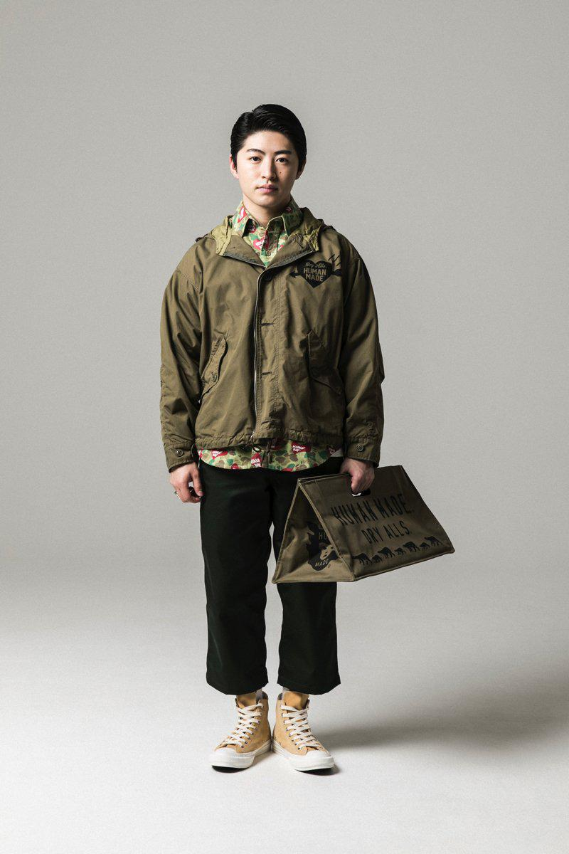 ヒューマンメイド HUMAN MADE ニゴー Fall/Winter 2019 Collection 秋冬 ルックブック Lookbook FW19 nigo store by release date info