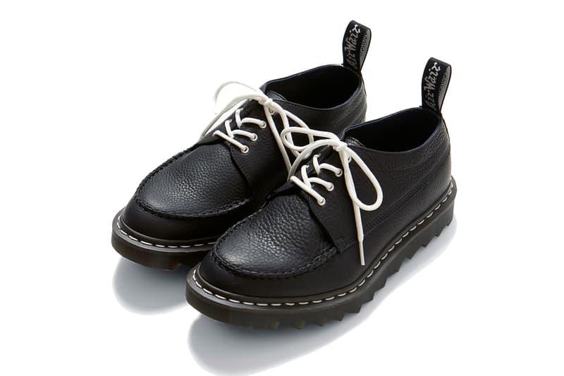 ナナミカ ドクターマーチン 靴 シューズ コラボ フットウェア 新作 リミテッド モデル nanamica Dr. Martens