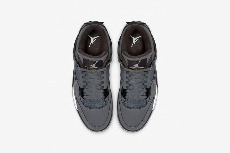 """Air Jordan 4 """"Cool Grey"""" が2004年以来となる待望のカムバック エアジョーダン4 Michael Jordan(マイケル・ジョーダン)"""
