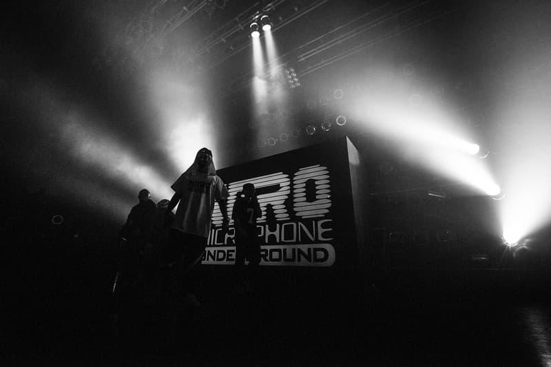 ニトロ・マイクロフォン・アンダーグラウンド NITRO MICROPHONE UNDERGROUND LIVE19 ライブ 写真 ディスパッチ DSPTCH TOKYO 住所 場所
