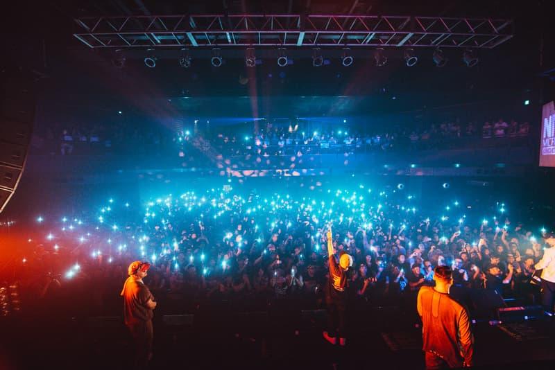 ニトロ マイクロフォン アンダーグラウンド NITRO MICROPHONE UNDERGROUND LIVE19 ライブ チケット 松戸中央公園 新曲 Instagram
