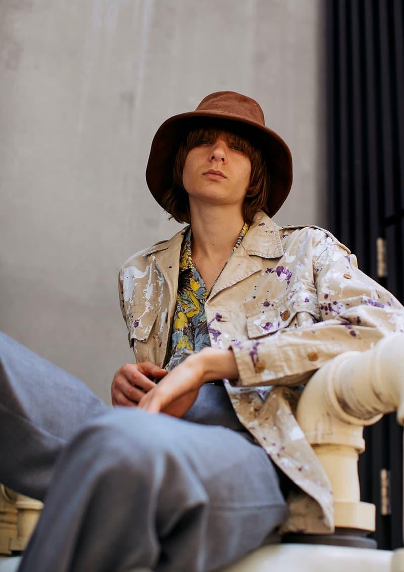 ニードルズ ネペンテス オンライン NEEDLES NEPENTHES トラックスーツ トラックパンツ トラックジャケット シャツ パンツ