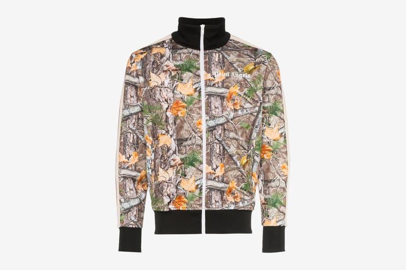 Palm Angels パームエンジェルス Woodland ウッドランド カモ柄 Camouflage スウェット Track Suit 新作 Release camo sports clothing pants sweatpants track suits