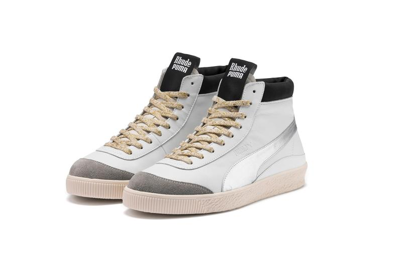 PUMA プーマが LA 発気鋭ブランド  RHUDEルードとチームアップしたカプセルコレクションを発表 ルイージ・ビラセノール 2019 Fall winter los angeles based Puma and Rhude teamed up for the latest collection