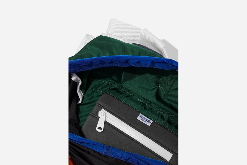 Saturdays NYC サタデーズ ニューヨーク celebrates its 10周年 10th anniversary by teaming up with ポーター Porter for the limited edition bag rucksack photo exhibition journey theme tokyo omotesando コラボレーション 限定バッグ 写真展 旅