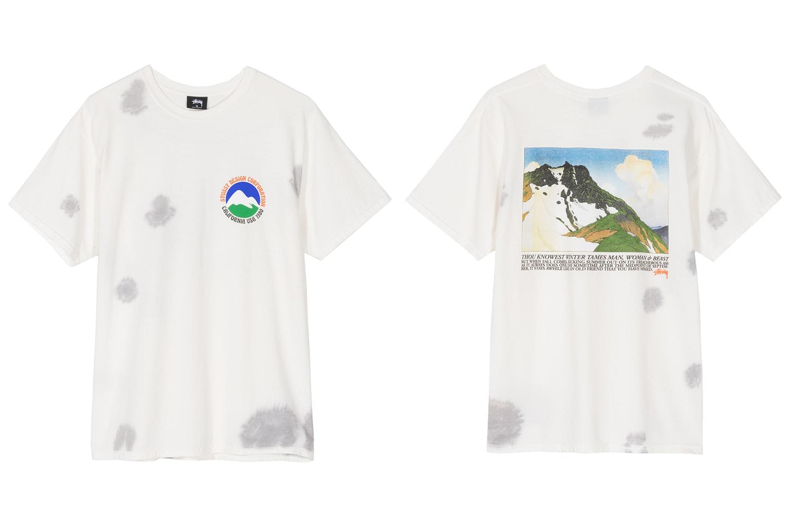 STÜSSY ステューシー 釣り フォーカス 新コレクション 発売