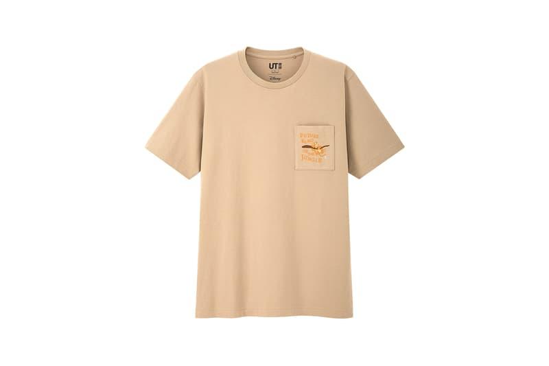 the lion king ライオンキング uniqlo ユニクロ ut ユーティー summer 2019 capsule collection release t shirts Tシャツ コレクション