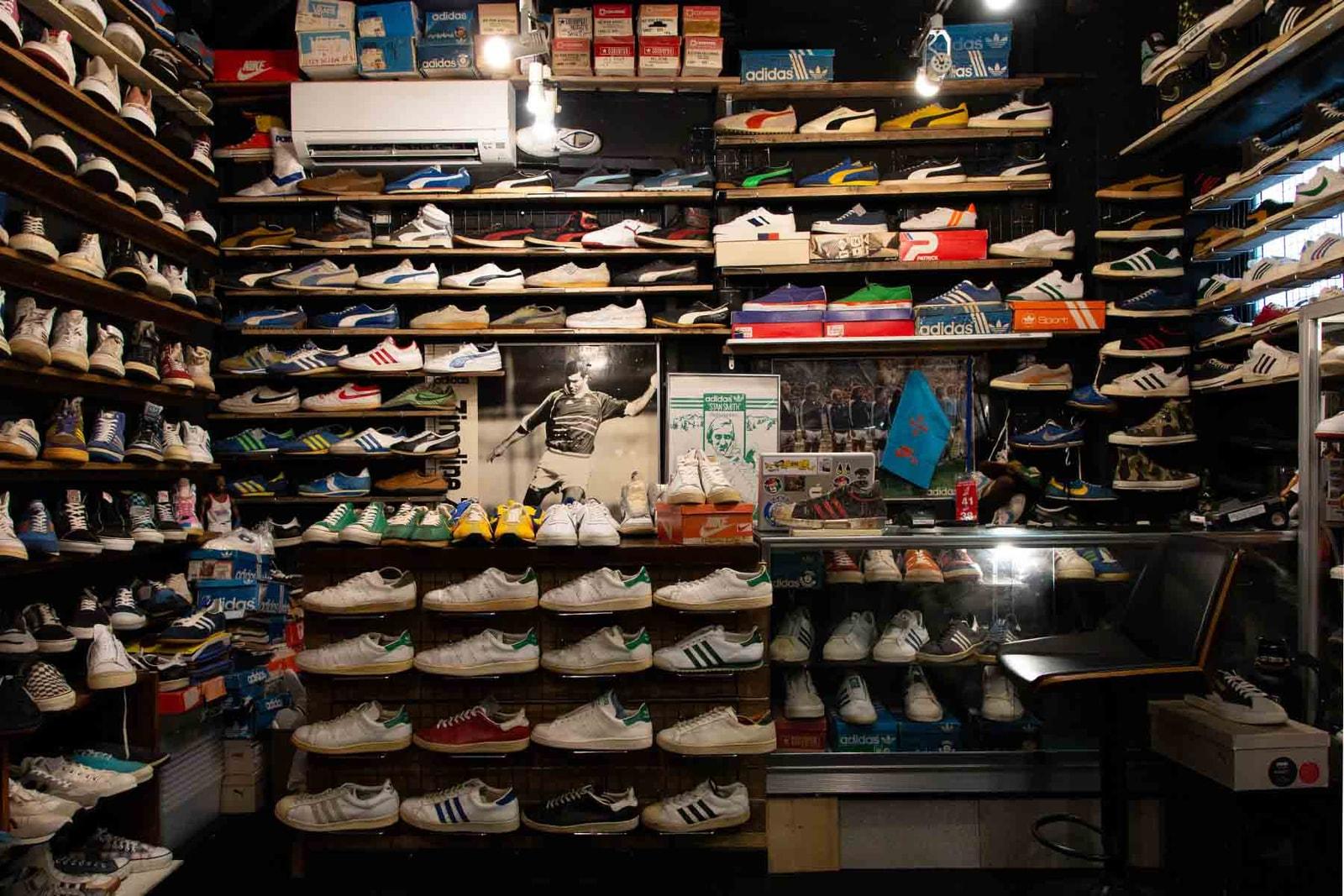 東京 スニーカー ショップ ストア ガイド 靴屋 シューズ サンダル ミタスニーカーズ スキット ソーマ ワーム リクチュール mita sneakers SKIT SOMA WORM TOKYO RECOUTURE Styles