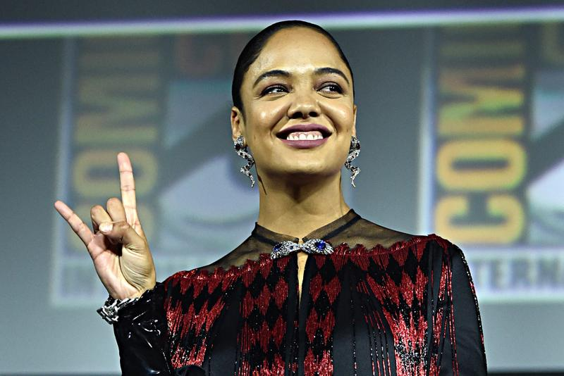 マーベル作品史上初となるLGBTQ+のスーパーヒーローが誕生 ヴァルキリー テッサ・トンプソン Valkyrie Confirmed as Marvel's First LGBTQ Superhero thor tessa thompson kevin feige marvel cinematic universe LGBT LGBTQ+ eternals