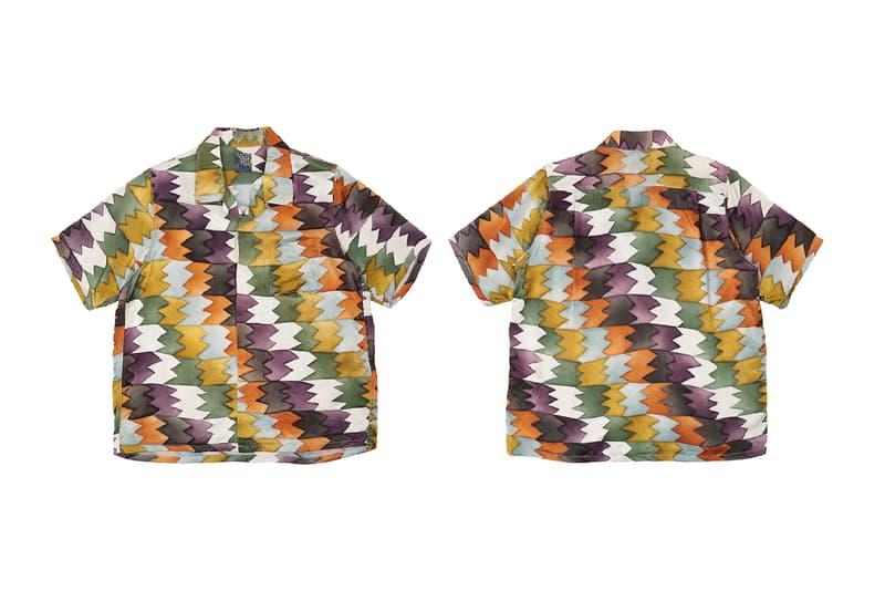 visvim より日本の職人技を感じさせる新作シャツ2型が登場