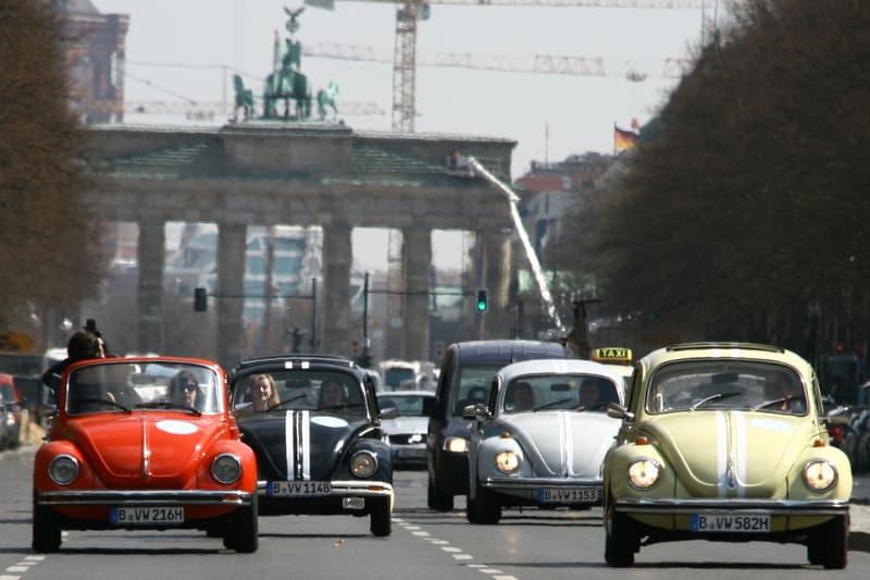 ビートル フォルクスワーゲン Volkswagen Beetle 生産終了 タイプ1 ヒトラー ヴィンテージカー