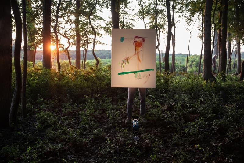 ウォーターミル・センター watermill center hamptons tabula rasa outdoor artwork installations sculptures new york sunshine humberto diaz maria louzou