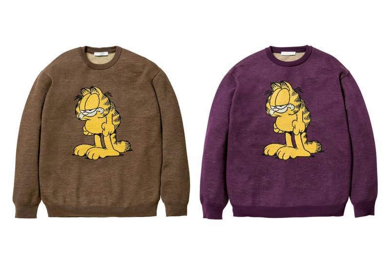 ミスタージェントルマン ガーフィールド MISTERGENTLEMAN Garfield ニット Tシャツ マフラー ストール iPhoneケース キャップ オンライン