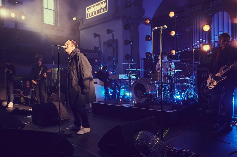 adidas アディダス Originals Spezial リアム・ギャラガ Liam Gallagher 新作 コラボ フットウェア  Padiham パディアム LG SPZL Release オアシス ノエル ギャラガー Information Cop Online Instore Limited Edition Manchester Oasis Singer Exclusive First Look 'Why Me? Why Not' Album Drop