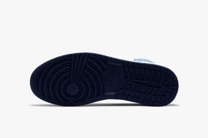 ジョーダン 母校を称えた air jordan 1 エア ジョーダン 1 新作 Obsidian モデル 発売