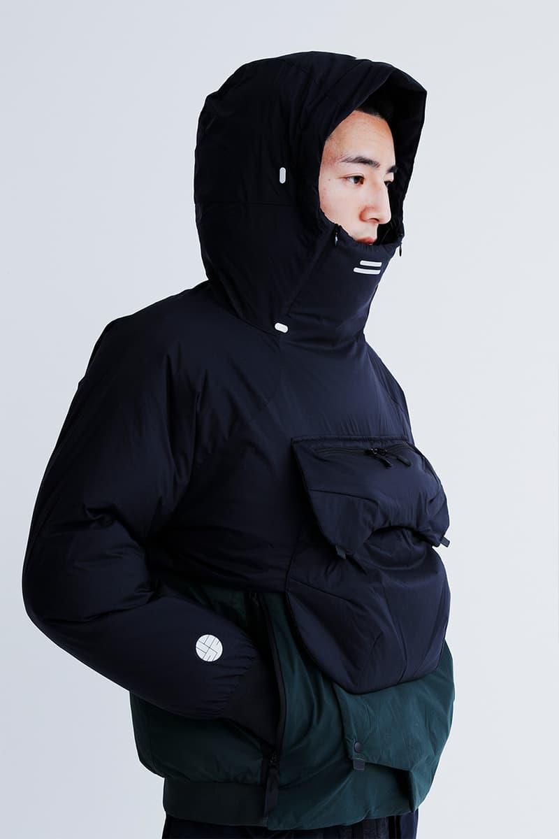 alk phenix アルクフェニックス unveils 2019 秋冬 コレクション fall winter collection ルックブック lookbook japanese スポーツウェア 日本 sport wear brands clothing second line technical