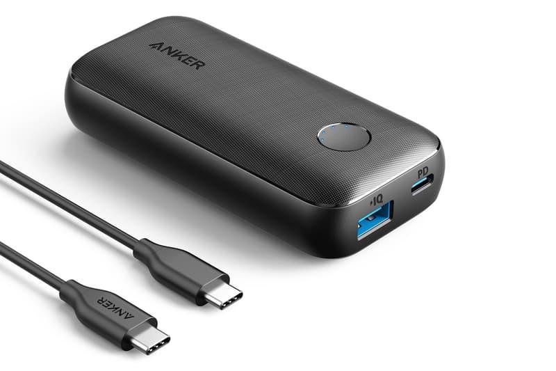 Anker アンカー 容量 10000mAh 新作 薄型 コンパクト モバイル バッテリー 計2製品 登場