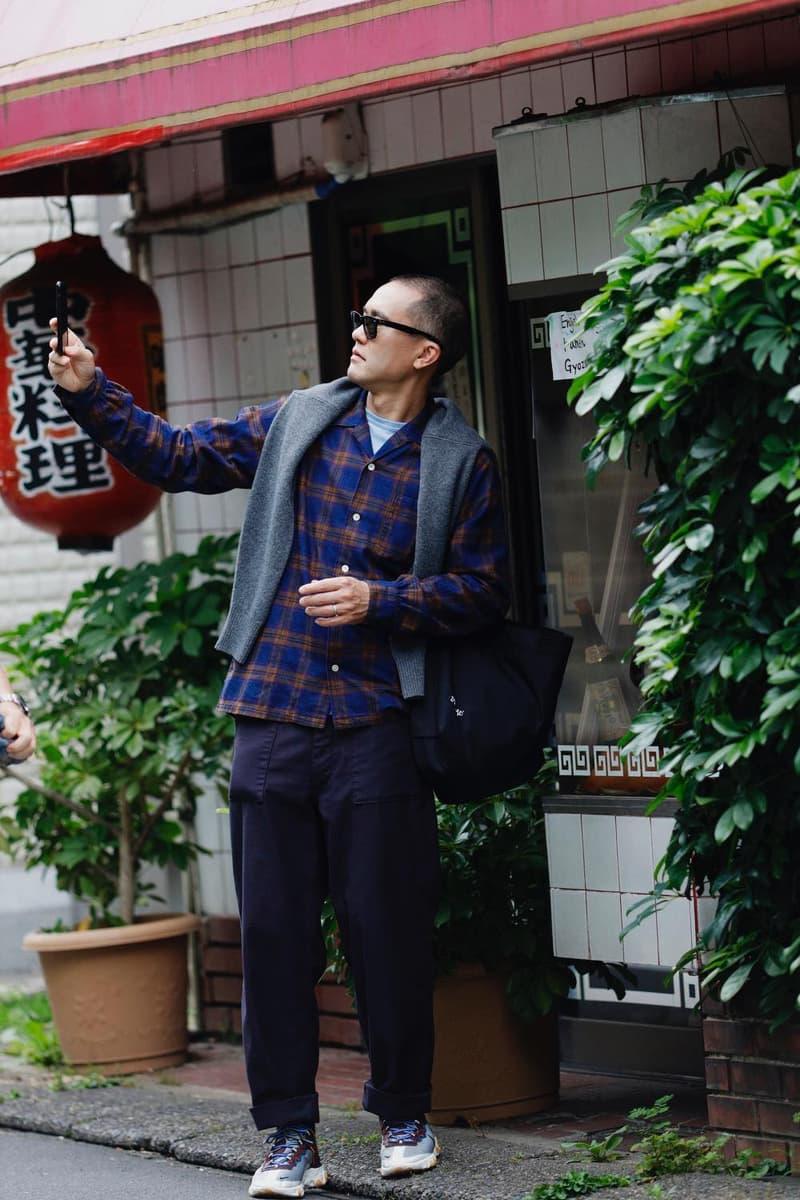 BAMBOO SHOOTS バンブーシュート 2019年秋冬 ルックブック ブランド初 映像作品 発表