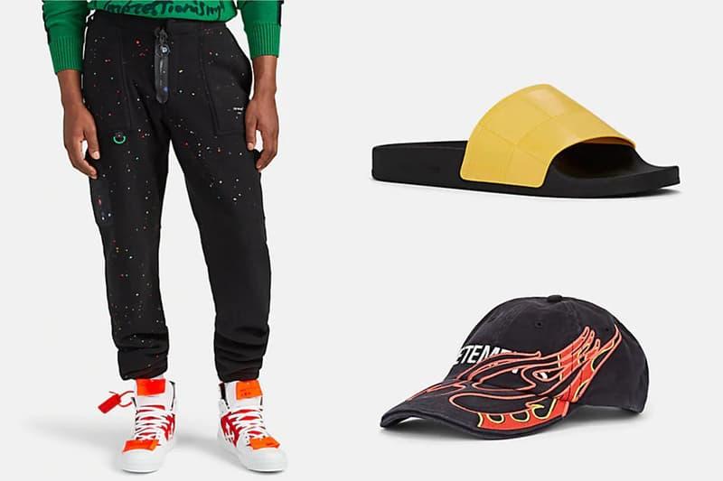 Raf Simons(ラフ シモンズ)x adidas(アディダス)THOM BROWNE(トム ブラウン)Balenciaga(バレンシアガ)Maison Margiela(メゾン マルジェラ)adidas Originals by Alexander Wang(アディダス オリジナルス バイ アレキサンダー ワン)Off-White™️(オフホワイト)COMME des GARÇONS(コム デ ギャルソン)x Nike(ナイキ)Vetements(ヴェトモン)