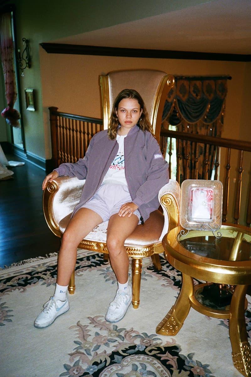 Dime Fall/Winter 2019 Lookbook Collection Sweatshirts Hoodies Tees