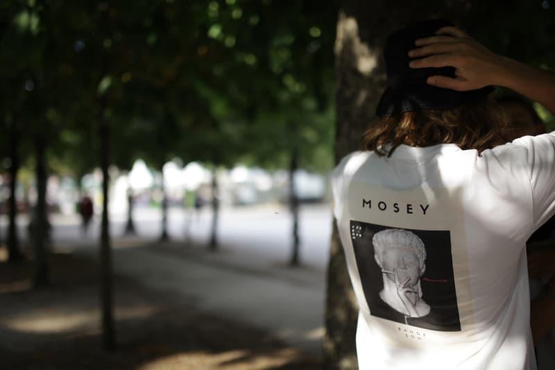 EDIFICE よりプロデューサー/DJのパリジャン MOSEY とのスペシャルコラボアイテムの数々が発売