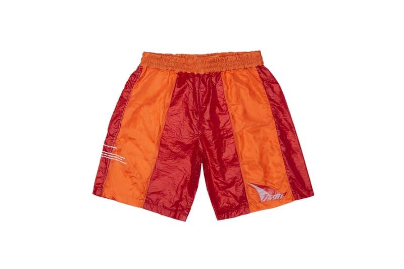 Heron Preston ヘロンプレストン SSENSE エッセンス Exclusiveエクスクルーシブ  JUMP Capsule カプセル パラシュート Release アップサイクル Jacket pants shorts bags t shirt long short サステナビリティ