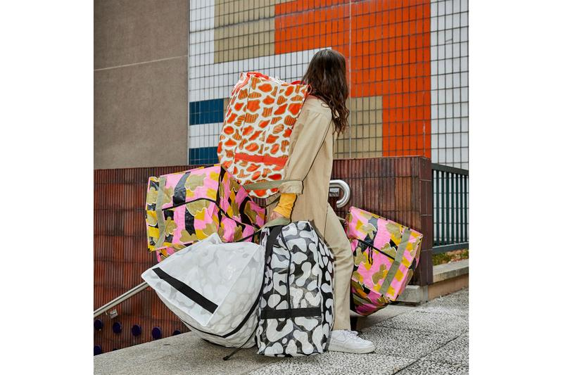 Ikea release life style themed collection 2019 limited bag container tape イケアより移動や引っ越しにフォーカスした限定コレクションが登場
